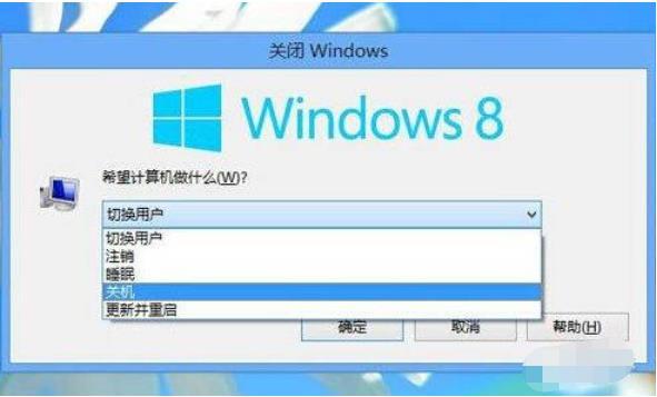 win8怎么关机快捷键是什么 上海IT外包 第1张